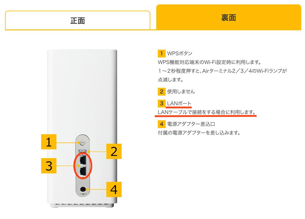 SoftBank Air(ソフトバンクエアー)って有線のほうが速いの?有線と無線の比較やLANケーブルの選び方を解説