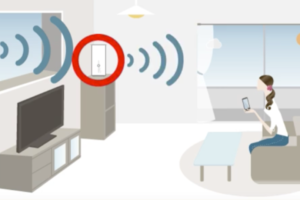 SoftBank Air(ソフトバンクエアー)設置場所:置き場所が悪いと速度が遅くなります!4