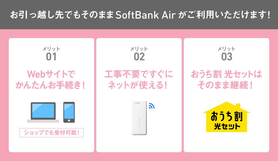SoftBank Airは自宅以外で使ってもいいの?移動させてもOK?住所変更すれば入院先や旅行先でも使ってOK!