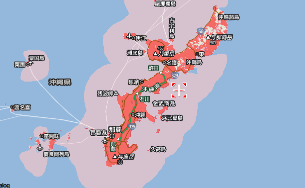 どんなときもWiFiは海沿いや海上、離島でも使えるの?利用エリアや口コミ/評判などをもとに徹底解説!