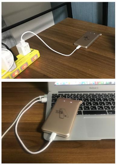 どんなときもWiFiのUSBの種類はなに?充電器は代用できる?USBはマイクロUSB-TypeBだから代用可能