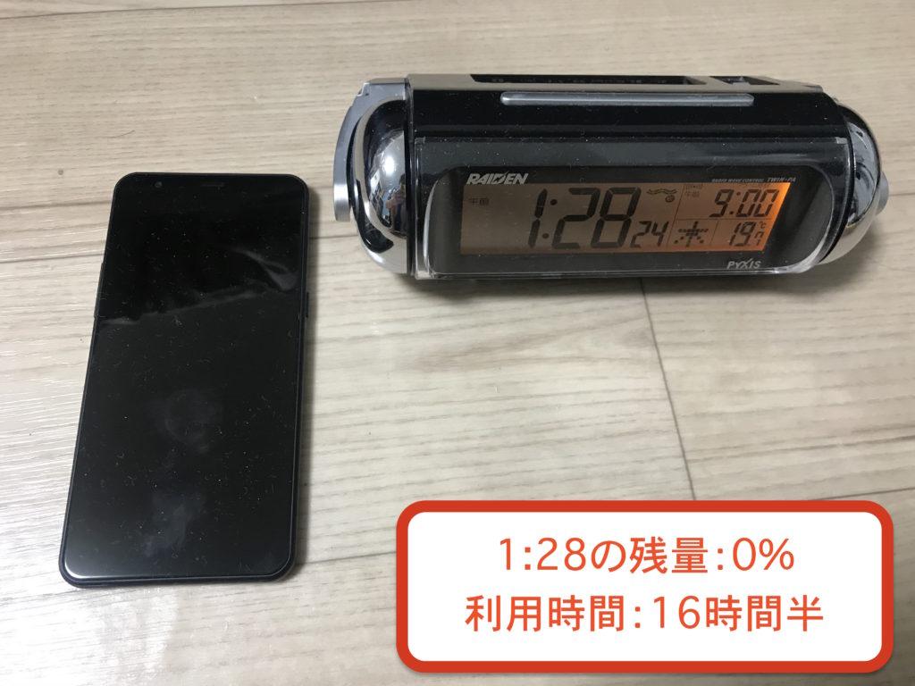 【実体験】限界突破WiFiの充電器って別購入?充電は長持ちするの?
